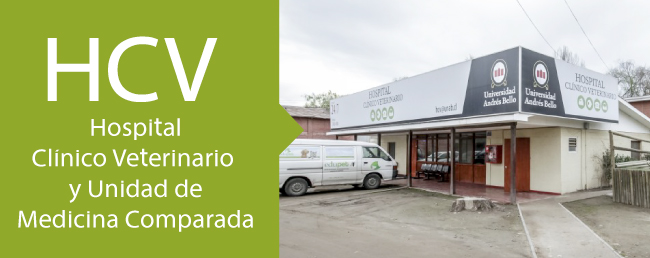 acceso hospital veterinario unab